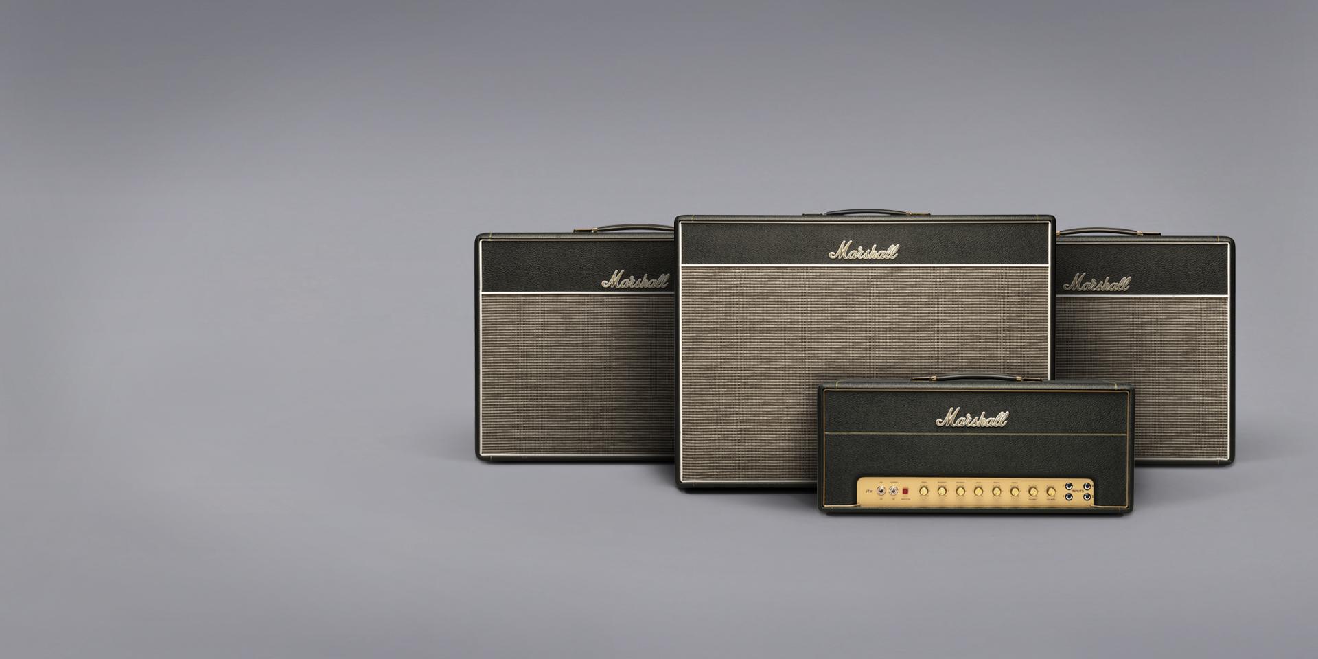 マーシャルのギターアンプ、HANDWIRED(ハンドワイヤード)シリーズ