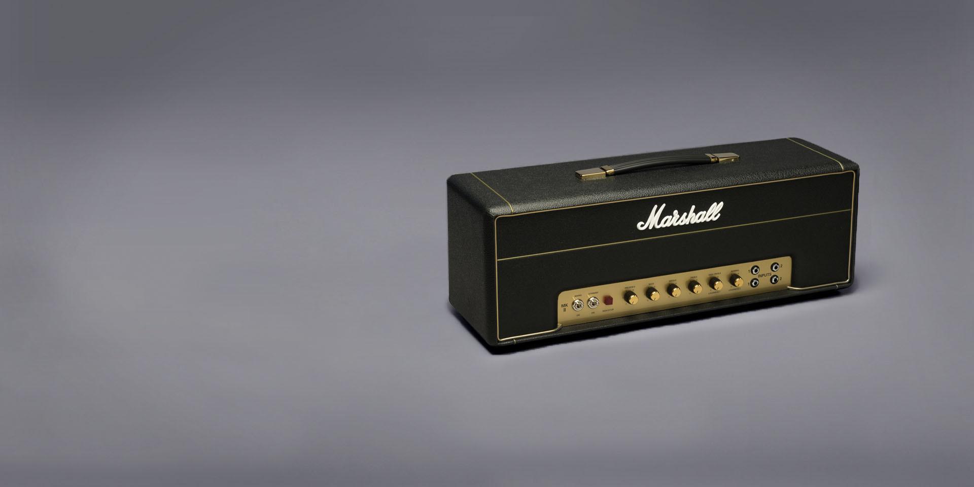 マーシャルのギターアンプ、VINTAGEシリーズ
